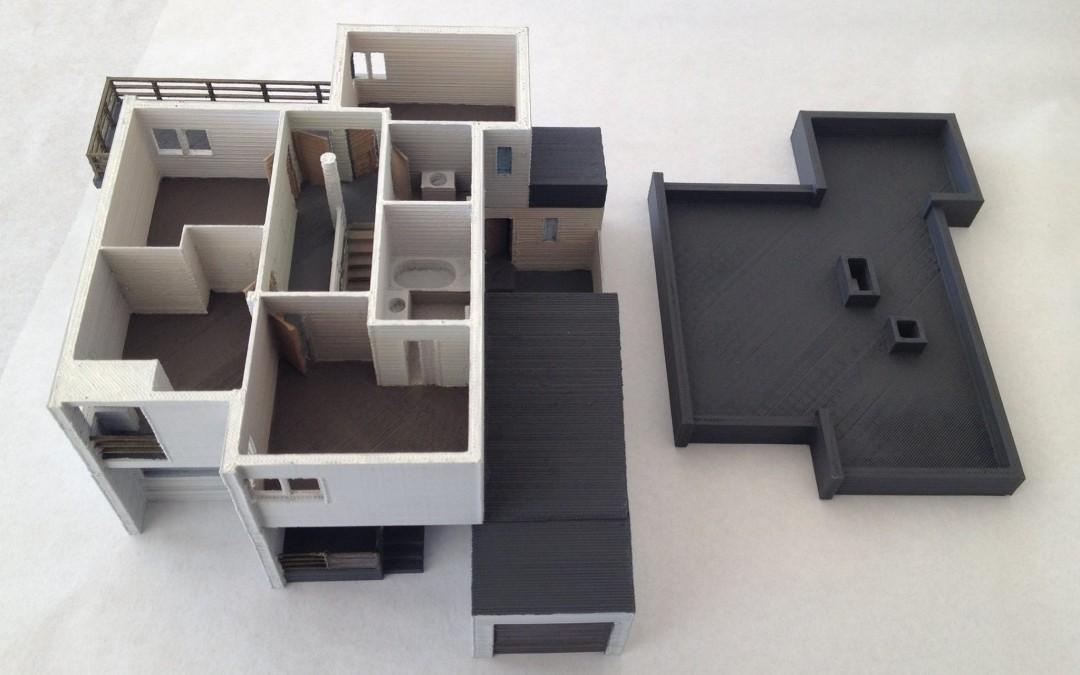 Arquitecto:  La maqueta está de vuelta