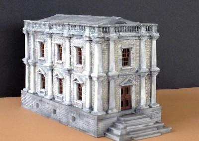 Maqueta Casa Victoriana